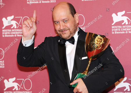 Editorial image of Golden Lion Winners photocall, 70th Venice International Film Festival, Italy - 07 Sep 2013