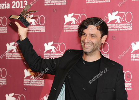 Editorial picture of Golden Lion Winners photocall, 70th Venice International Film Festival, Italy - 07 Sep 2013