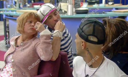 Vicky Entwistle, Louie Spence, Abz Love and Charlotte Crosby