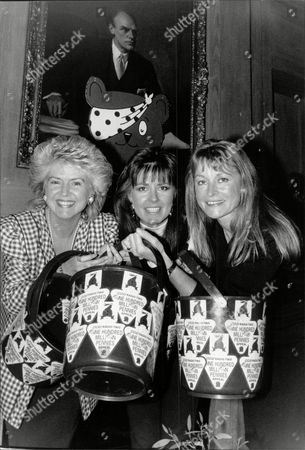 Gloria Hunniford Debbie Greenwood And Sue Cook Launch The 'children In Need' Appeal.