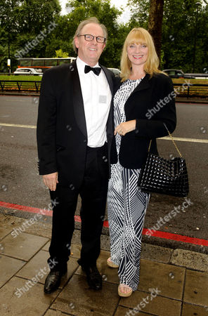 Peter Davison and Elizabeth Morton
