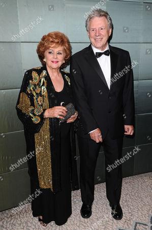 Barbara Knox and Philip Lowrie