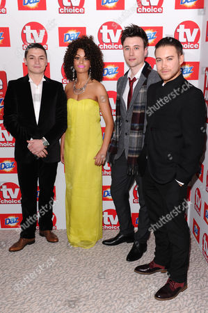 Jody Latham, Adiza Shardow, Shane O'Meara and Carl Au