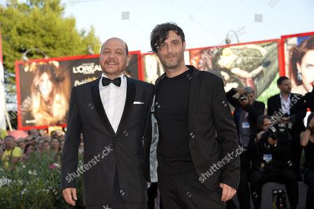 Themis Panou and Alexandros Avranas