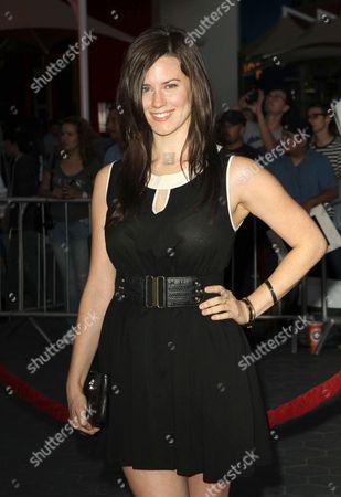 Stock Photo of Katie Featherston