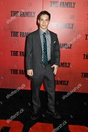 Editorial picture of 'The Family' film premiere, New York, America - 10 Sep 2013