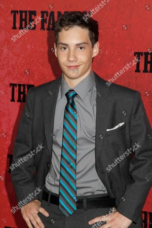 Editorial image of 'The Family' film premiere, New York, America - 10 Sep 2013