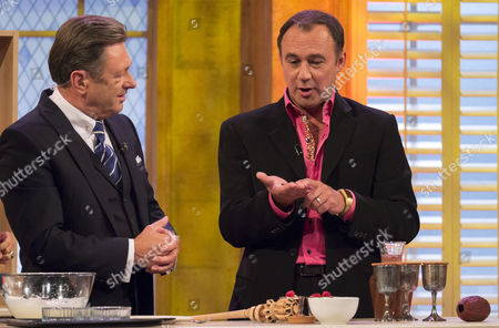 Editorial photo of 'The Alan Titchmarsh Show' TV Programme, London, Britain - 12 Sep 2013