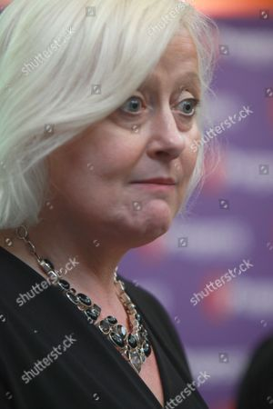 Siobhain McDonagh MP, spoke at 'Progress' run event