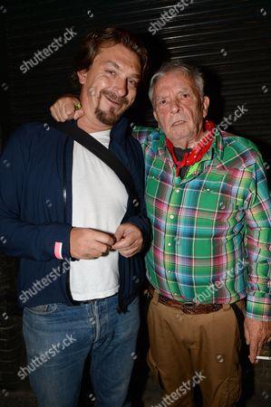 Mike Trow and David Bailey