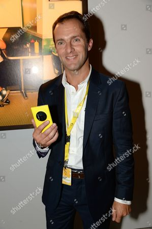 Conor Pierce VP and General Manager of Nokia UK & Ireland