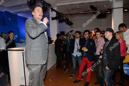 Mark Newton, European head of Nokia Marketing and Brand