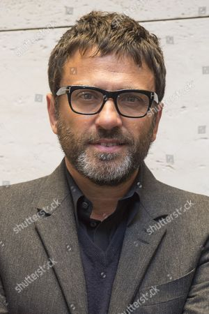 Editorial picture of Dario Ballantini art exhibition at Artmoorehouse, London, Britain - 12 Sep 2013
