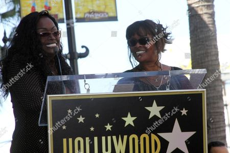Editorial picture of Barry White Honored With Star On The Hollywood Walk Of Fame, Los Angeles, America - 11 Sep 2013