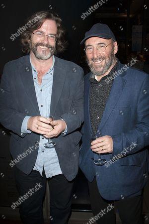 Gregory Doran and Antony Sher