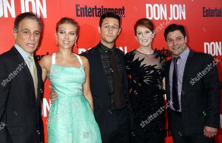 Tony Danza, Scarlett Johansson, Joseph Gordon-Levitt, Julianne Moore, Jeremy Luke
