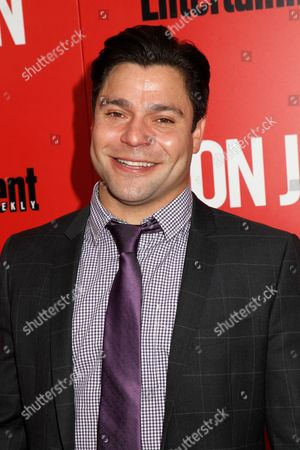 Editorial picture of 'Don Jon' film premiere, New York, America - 12 Sep 2013