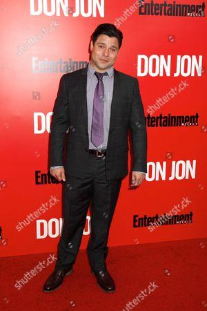 Editorial photo of 'Don Jon' film premiere, New York, America - 12 Sep 2013