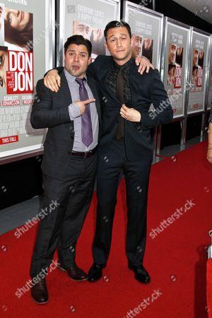 Jeremy Luke and Joseph Gordon-Levitt