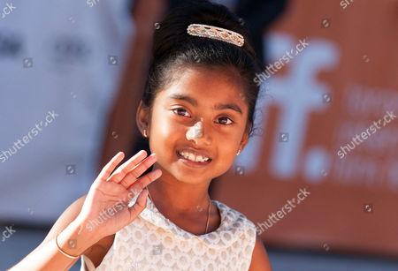 Stock Picture of Maya Samy