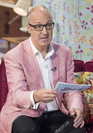 Editorial photo of 'This Morning' TV Programme, London, Britain - 13 Sep 2013