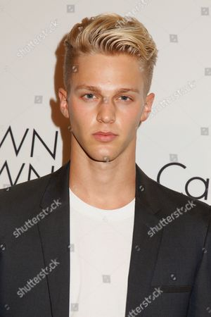 Editorial photo of Calvin Klein show, after party, Spring Summer 2014, Mercedes-Benz Fashion Week, New York, America - 12 Sep 2013