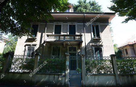Giovanni Trapattoni's house