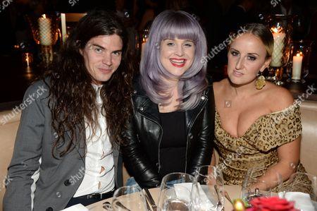 Matthew Mosshart, Kelly Osbourne and Amy Phillips