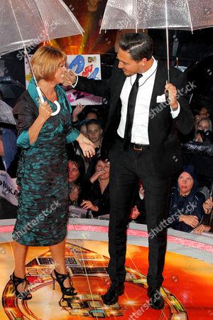 Vicky Entwistle and Mario Falcone