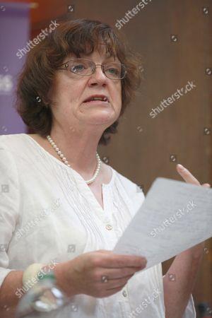 Stock Photo of Fiona Mactaggart MP, spoke at 'Progress' run event
