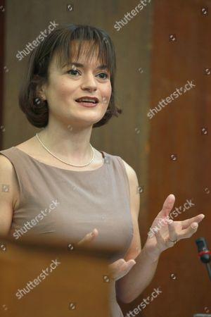 Johanna Baxter, CLP Representative, Labour NEC, spoke at 'Progress' run event