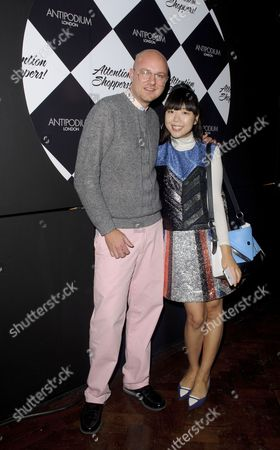 Stock Image of Geoffrey J Finch and Susie Bubble
