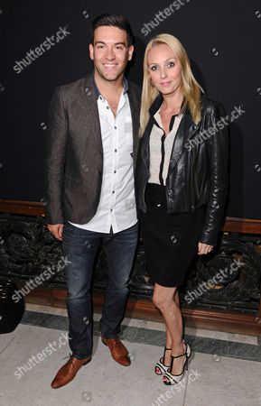 Stock Picture of Kevin Sacre and Camilla Dallerup