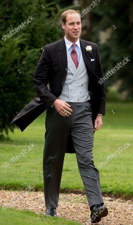 Stock Photo of Prince William