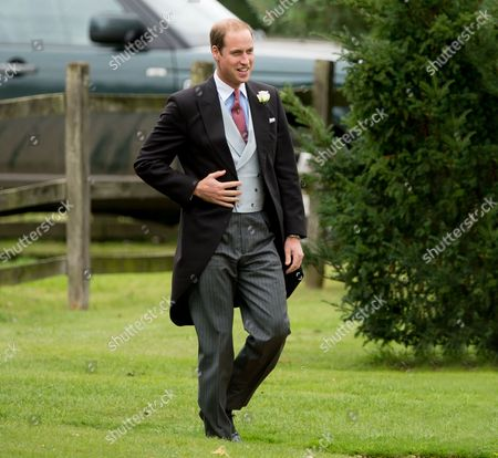 Stock Picture of Prince William
