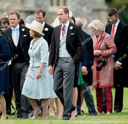 Stock Image of Prince William