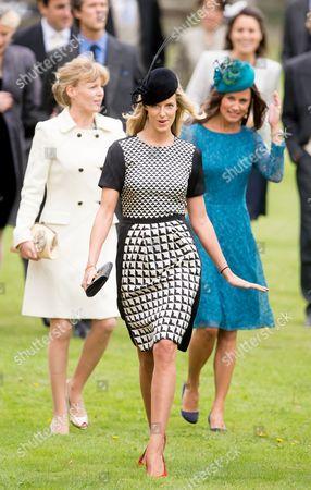 Olivia Hunt and Pippa Middleton