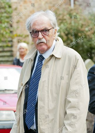 Stock Picture of Des Lynam
