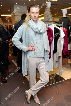 Editorial picture of Winser London pop-up launch party, Harvey Nichols, London, Britain - 15 Sep 2013