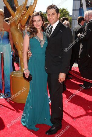 Linda Cardellini and Steve Rodriguez