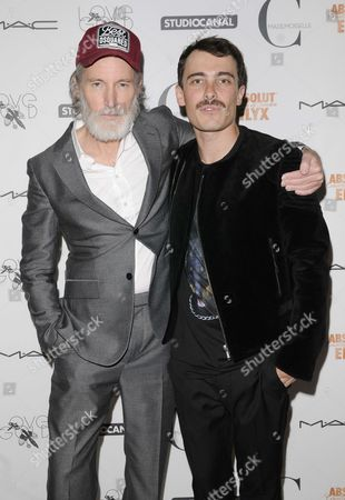 Aiden Shaw and Fabien Constant