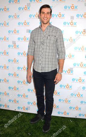 Editorial picture of Evox's 'On Begley Street' Premiere, Pasadena, America - 15 Sep 2013