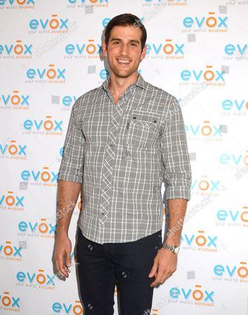Editorial image of Evox's 'On Begley Street' Premiere, Pasadena, America - 15 Sep 2013