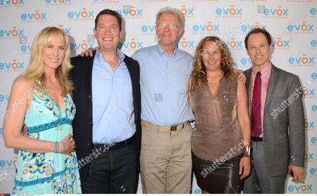 Rachelle Carson, Xav Dubois, Ed Begley Jnr., Diana Cohen, Raphael Sbarge