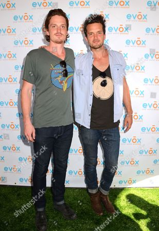 Editorial photo of Evox's 'On Begley Street' Premiere, Pasadena, America - 15 Sep 2013