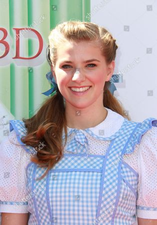 Editorial photo of 'The Wizard of Oz in IMAX 3D' film screening, Los Angeles, America - 15 Sep 2013