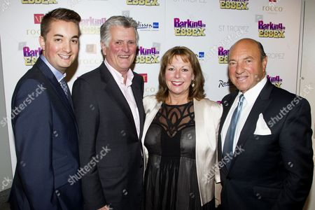 Stock Photo of James Quaife (Producer), Michael Edwards (Producer), Carole Winter (Producer) and Arnold M Crook (Producer)
