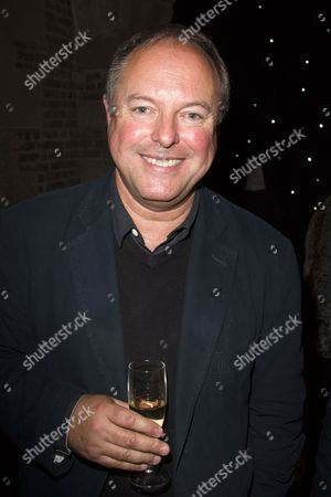 Editorial image of 'Barking in Essex' play after party at Cafe in the Crypt, London, Britain - 16 Sep 2013