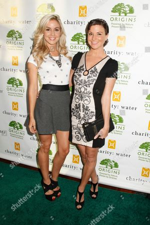 Ashley Marie Kelsey and Diem Brown