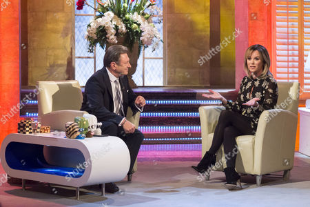 Alan Titchmarsh and Amanda Holden